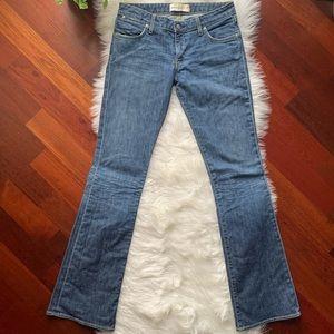 Paper Denim & Cloth Boot-Cut Jeans
